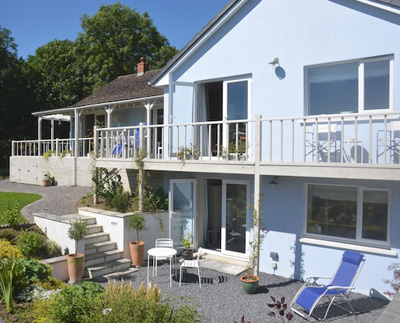 Bed and breakfast in Tenby, Pembrokeshire